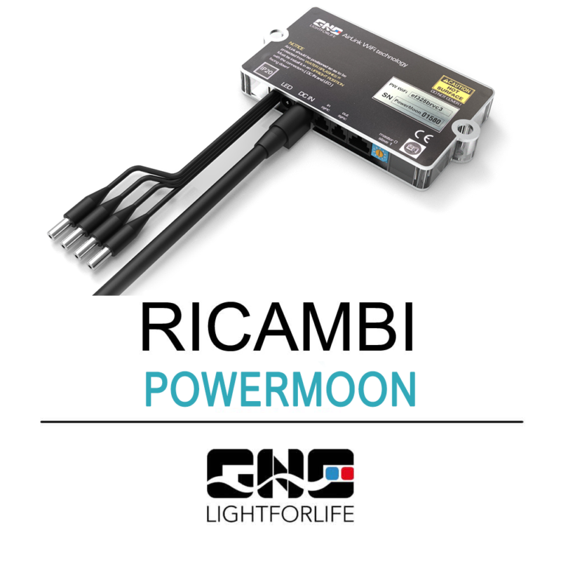 Ricambi PowerMoon